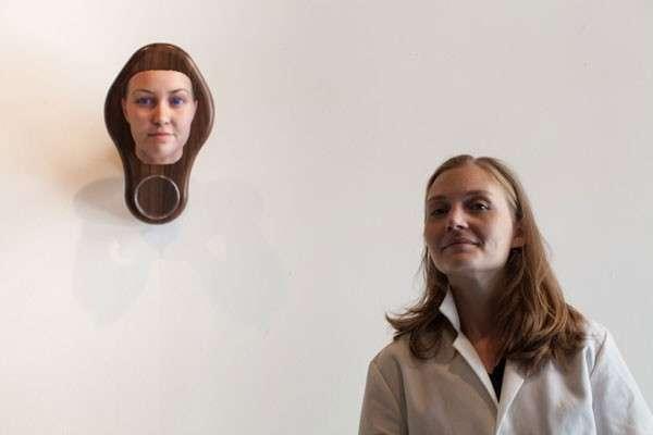 Inquietanti ritratti ricavati da DNA raccolto per strada [FOTO]