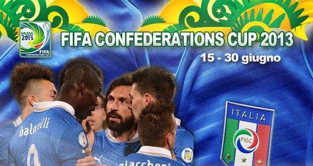 Confederations Cup 2013 streaming rai sky