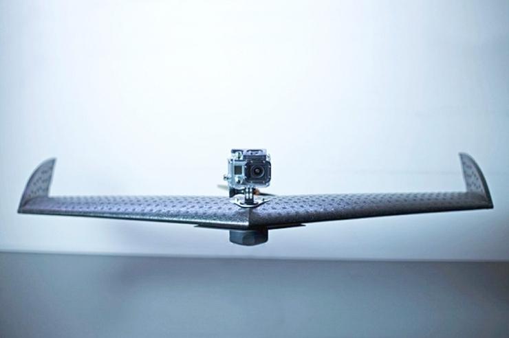 GoPro drone volante