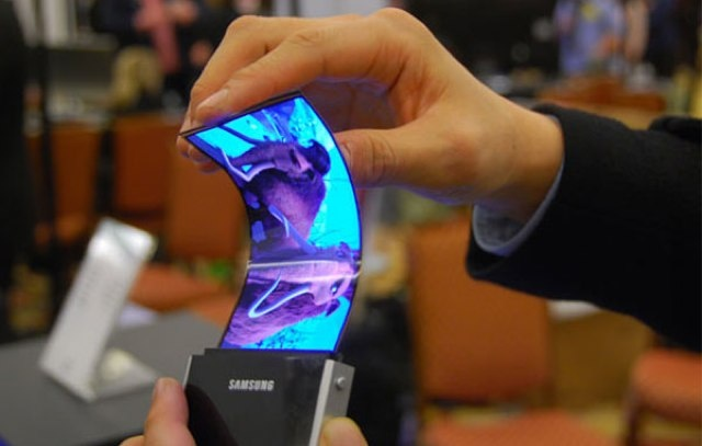 iPhone 5S schermo flessibile