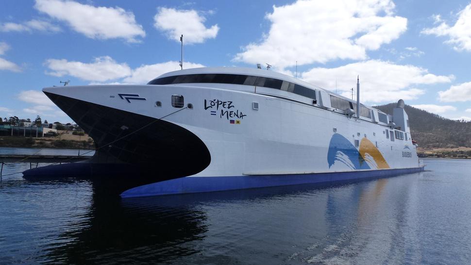 La più veloce barca al mondo, Francisco [VIDEO]