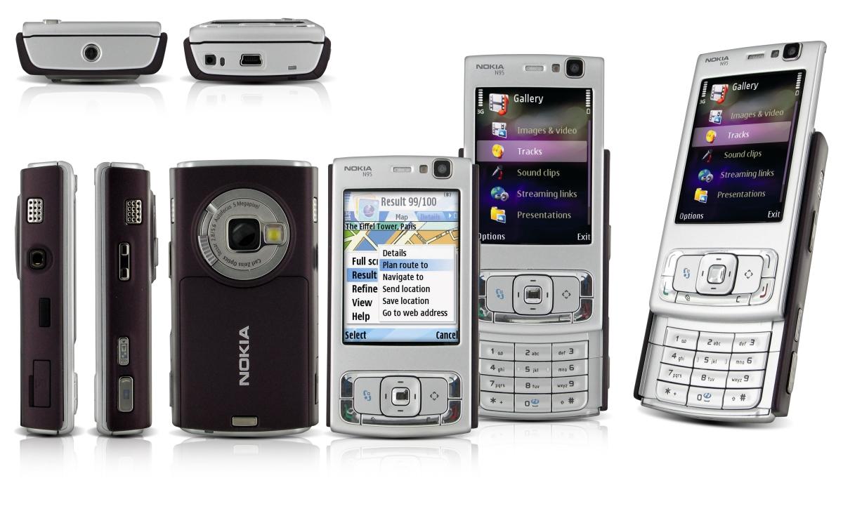Nokia N95 cellulare