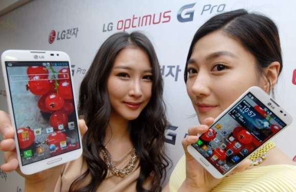 LG Optimus G Pro: prezzo per l'Italia e caratteristiche [FOTO]