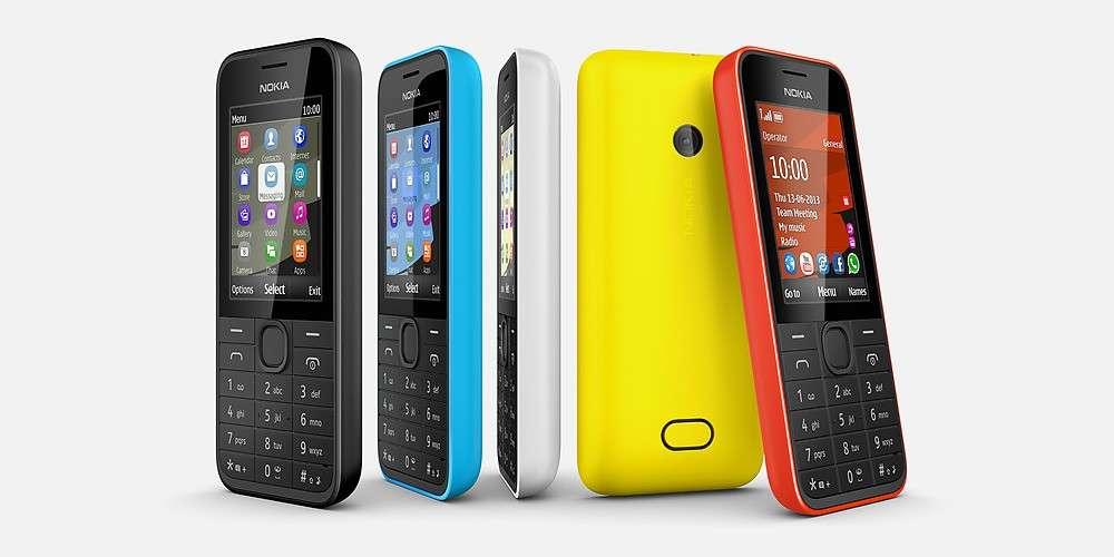 Nokia 207, Nokia 208 (e Dual SIM): caratteristiche e prezzi [FOTO]