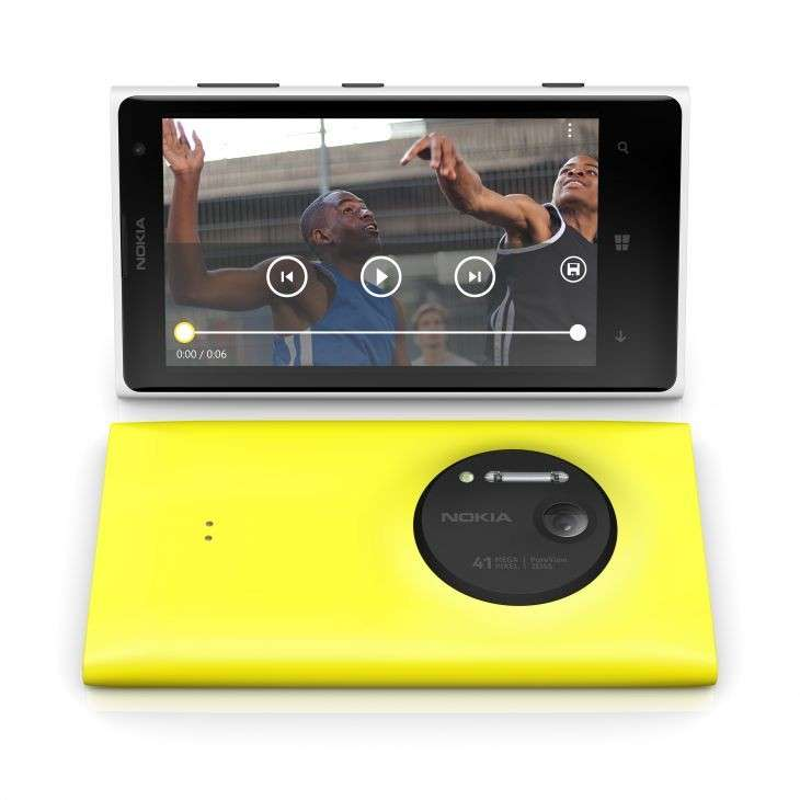 Nokia Lumia 1020, caratteristiche tecniche: WP8 e 41mpx