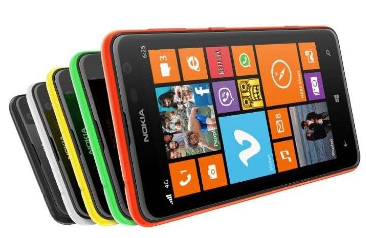 Nokia Lumia 625: prezzo e caratteristiche del phablet [FOTO e VIDEO]