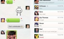 WeChat per Android, Blackberry e iPhone: lanti-WhatsApp