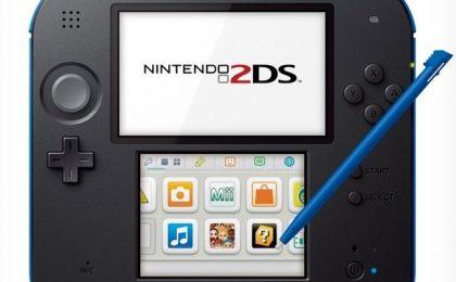 Nintendo 2DS: prezzo e caratteristiche, addio 3D [VIDEO]