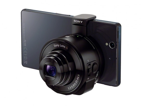 Sony QX10 QX100