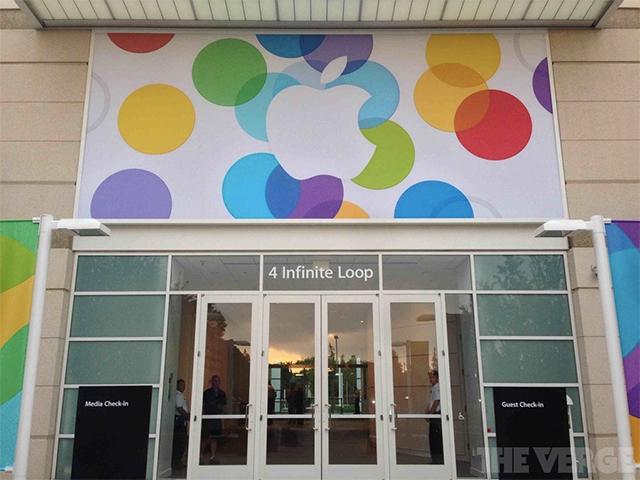 apple presentazione Live 2013
