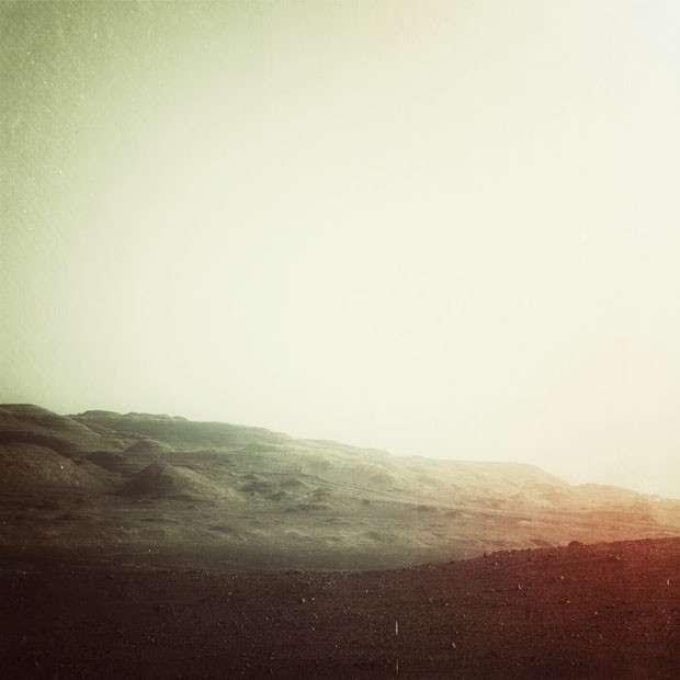 Foto di Marte stile Instagram per Curiosity [FOTO]