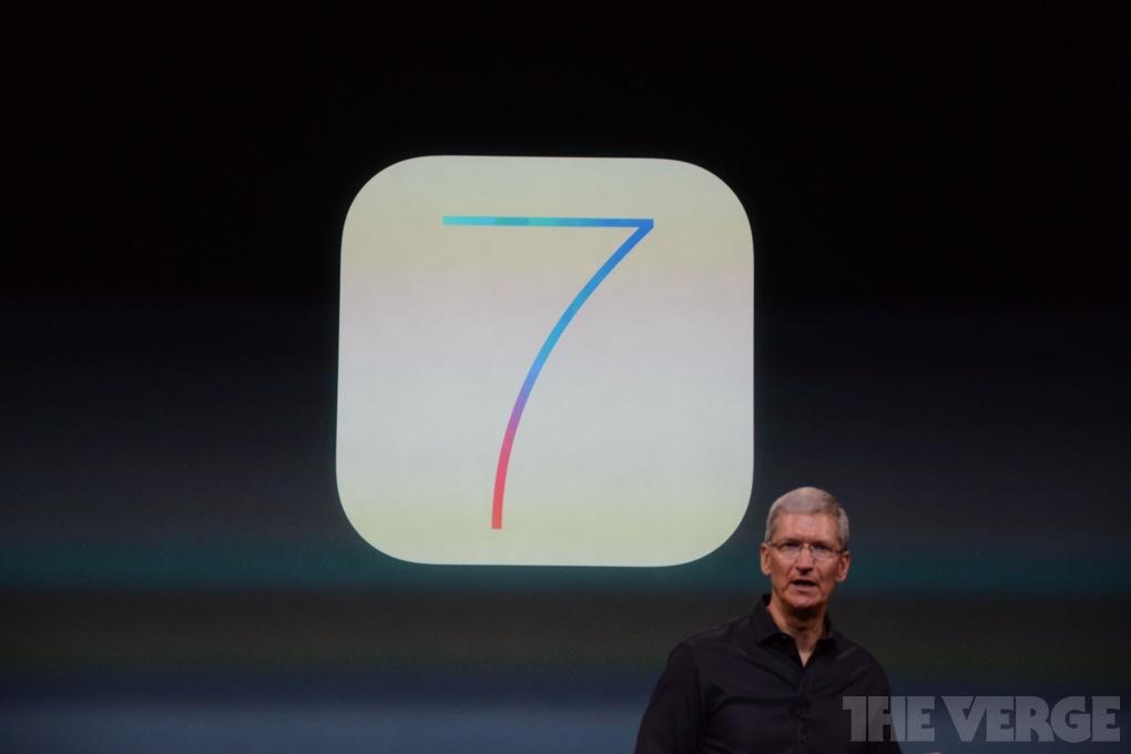 iOS 7 pronto