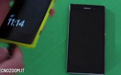 Nokia Lumia 1020 vs Sony Xperia Z1: qual è il migliore foto-fonino? [VIDEO]