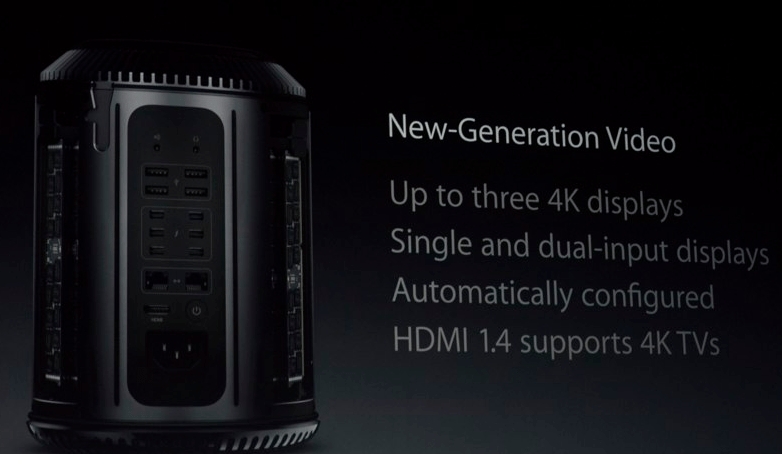 Apple Live 22 Ottobre Mac Pro