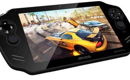 Archos Gamepad 2 prezzo e caratteristiche tecniche [VIDEO]