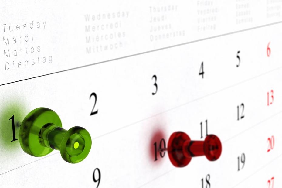 Calcola giorni: conta intervalli tra date e numero progressivo