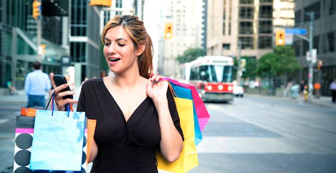 E-commerce in Italia: uno su sei ha comprato dal cellulare