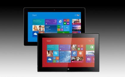 Nokia Lumia 2520 vs Surface 2: scontro in famiglia