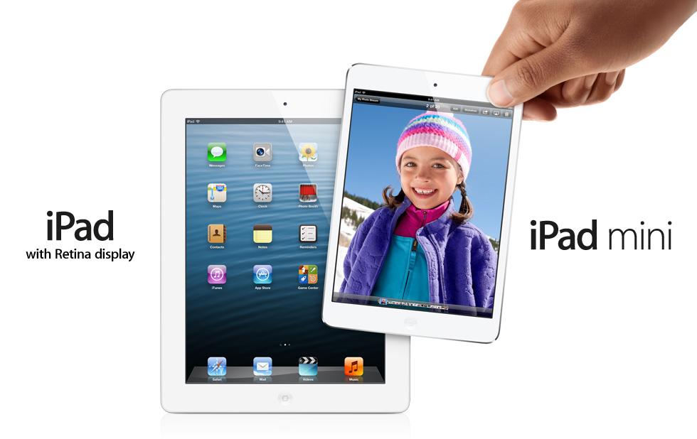 iPad Mini iPad 4 Retina Display