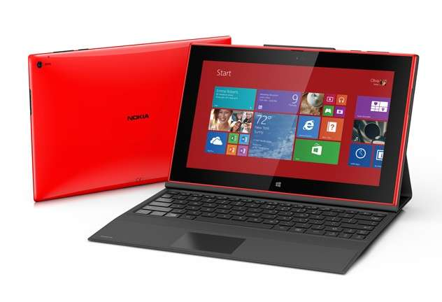 iPad Air e Nokia Lumia 2520: confronto tra tablet [FOTO]