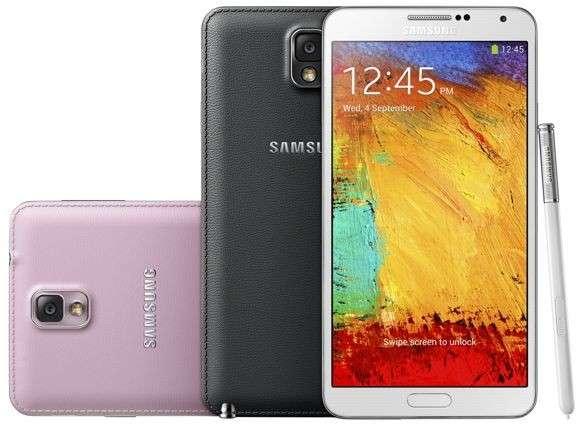 Samsung Galaxy Note 3 costa 170€ produrlo, 729€ nei negozi