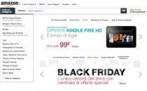Amazon Black Friday 2013: promozioni, sconti e offerte