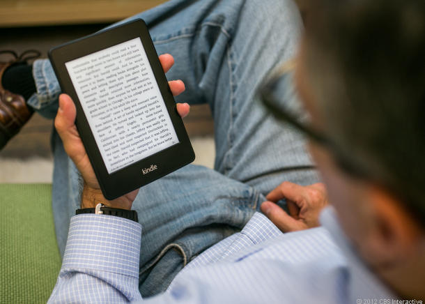 Amazon Kindle Natale