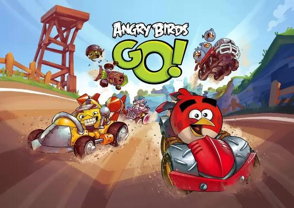 Angry Birds Go: download in uscita l'11 dicembre