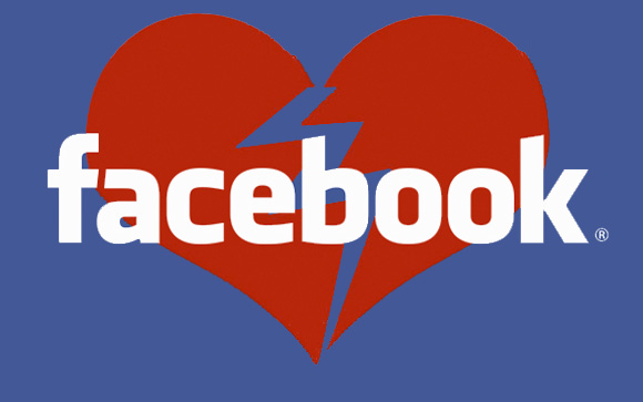Test Facebook: lasceresti il social per amore?