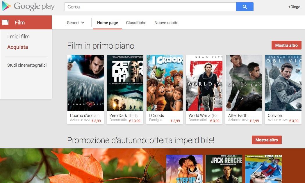 Film per Android a noleggio e in vendita su Google Play