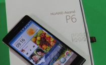 Huawei Ascend P6 video recensione e test [VIDEO&FOTO]