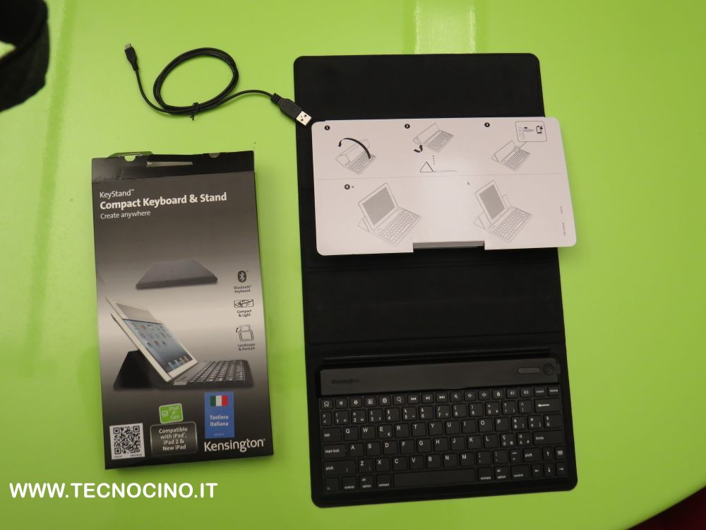 Kensington Compact Keyboard and Stand