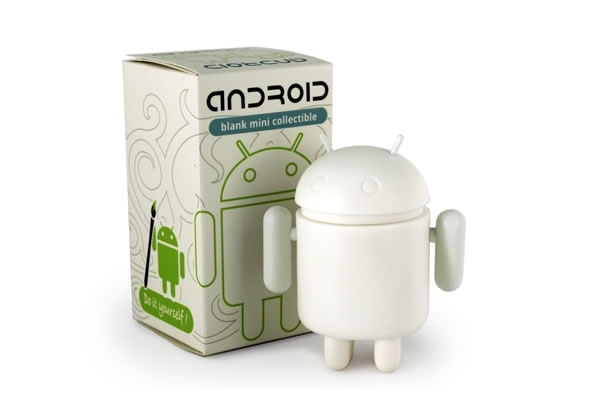 Robottino Android personalizzabile
