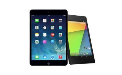 iPad Mini con Retina Display vs Nexus 7 2013: confronto [FOTO]