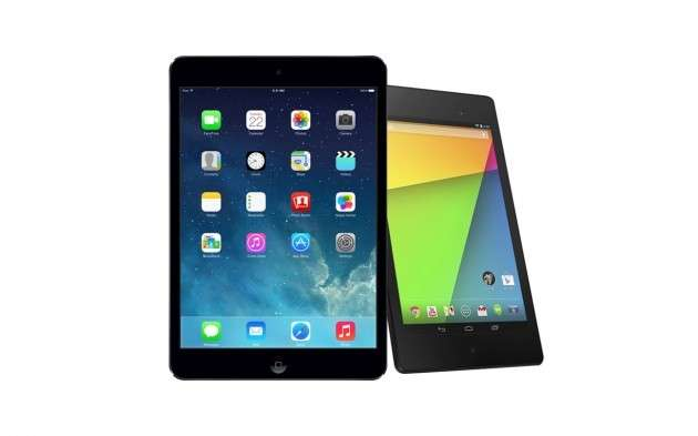 iPad Mini con Retina Display vs Nexus 7 2013: confronto [FOTO]