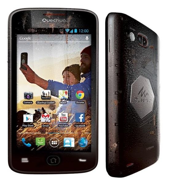 Decathlon Quechua Phone 5: prezzo e caratteristiche tecniche
