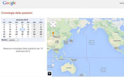 Google Location History: come funziona e come disabilitarlo