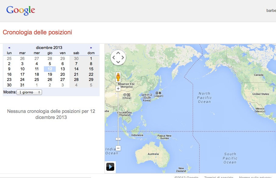 Google Location History: come funziona e come disabilitarlo