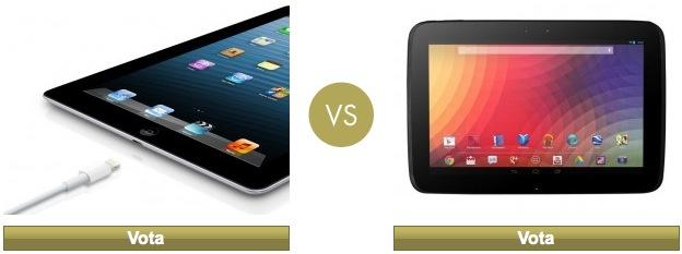 iPad o Android tablet: chi è il migliore