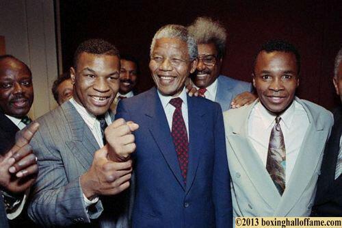 Mike Tyson Mandela