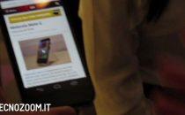 Motorola Moto G: prezzo da 199 euro per lItalia