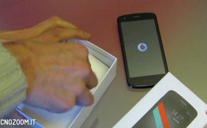 Vodafone Smart 4G: recensione e pro&contro [VIDEO]