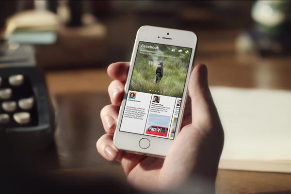 App Facebook Paper