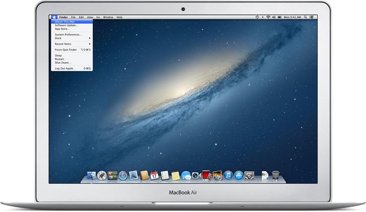 Controlla compatibilita Mac
