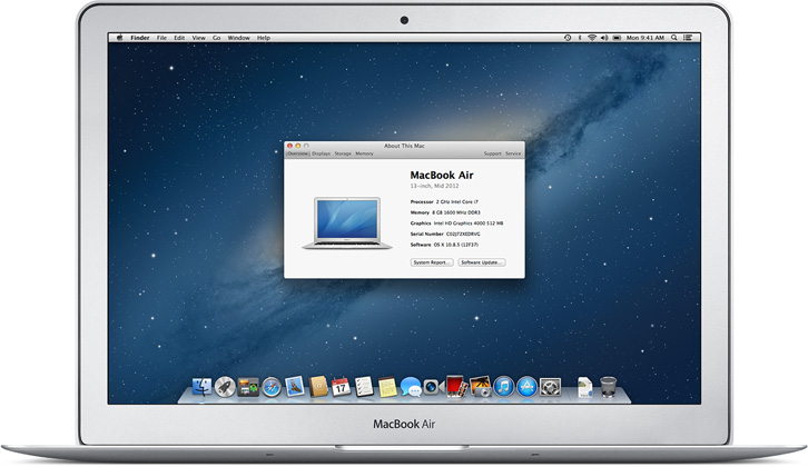 Controlla compatibilita software Mac