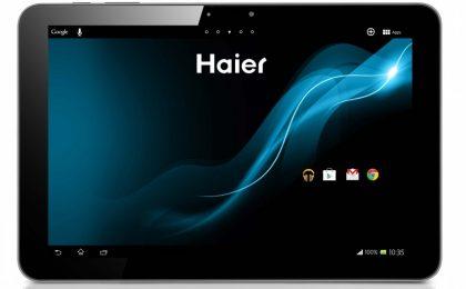 Tablet Haier Mini e Maxi: i più sottili al mondo