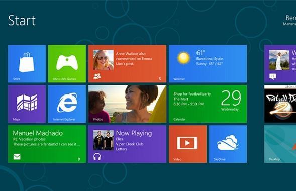 Microsoft Windows 8 prezzo