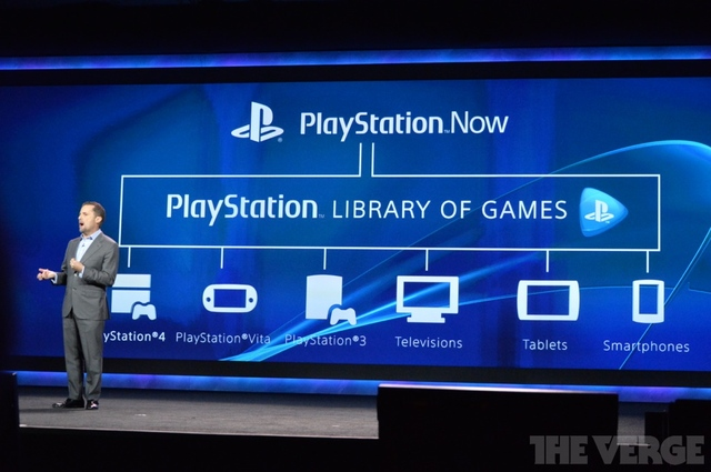 Playstation Now per i giochi in streaming