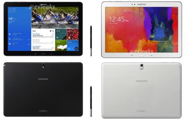 Samsung Galaxy tablet CES 2013