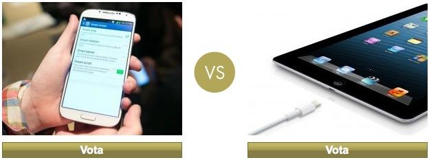 Smartphone o Tablet: quale scegli?